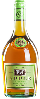 E & J Brandy Apple 750ml